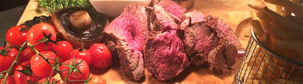 Edgemoor steak